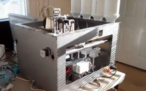 Iro3d Unveils Desktop Metal Printer Beta Version for $5,000