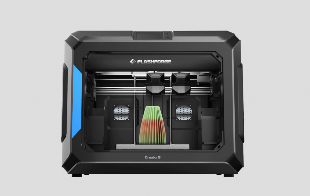 Flashforge Creator3 3D Printer