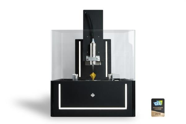 Ethereal 5D Printing