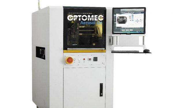 Optomec Reveals Aerosol Jet HD High Resolution Electronics Printer