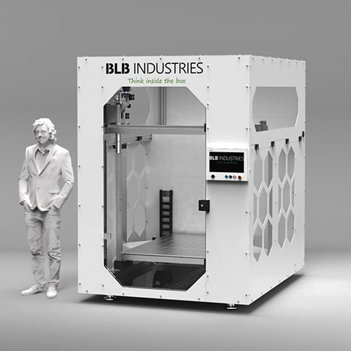blb industries the box small