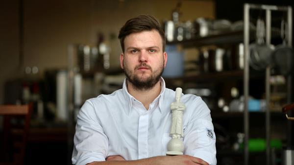 Jan Smink ByFlow 3D print Restaurant