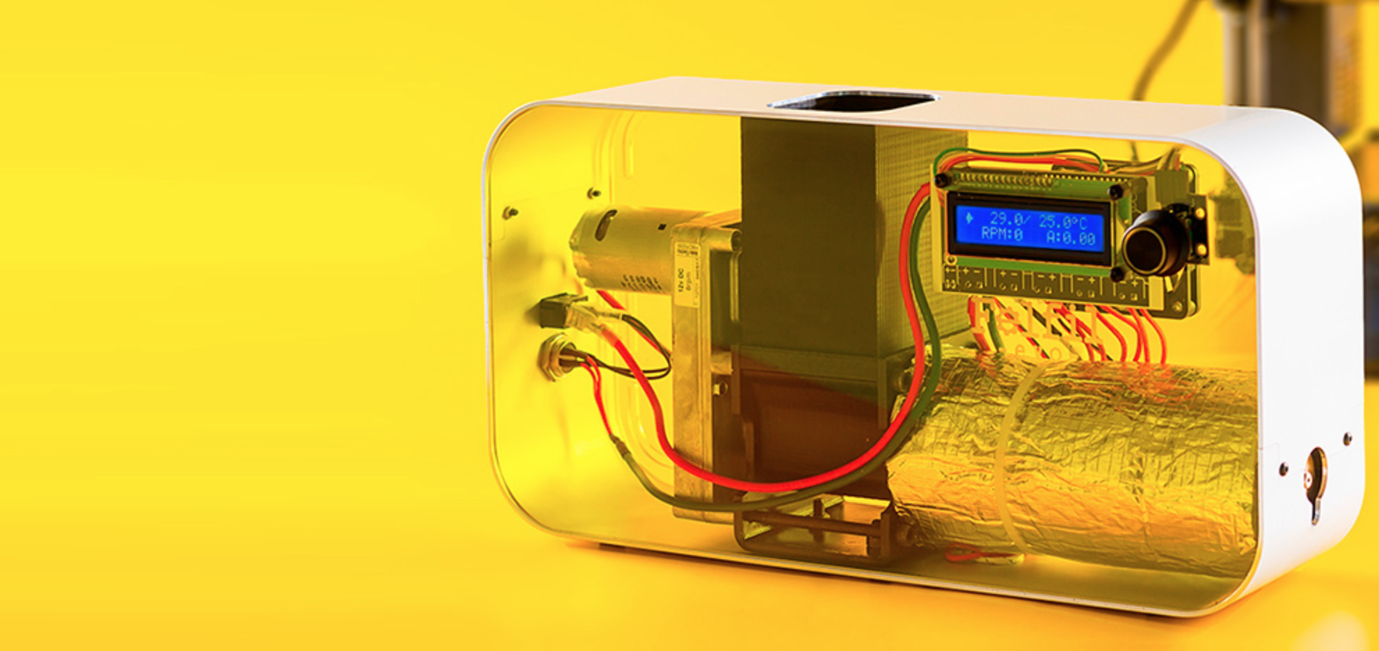 The Felfil Evo Allows Users to Make Their Own Filament From Plastic Pellets/Waste