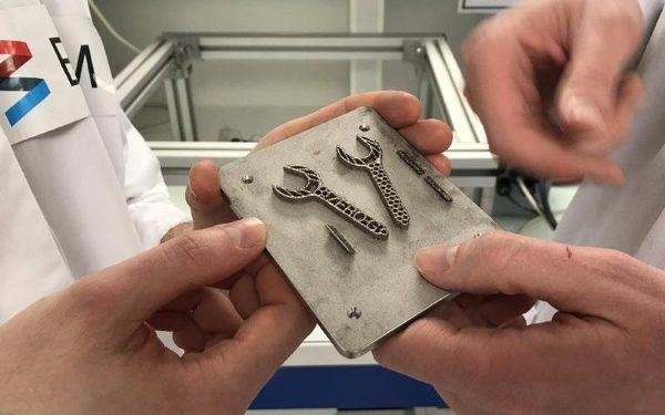 BAM Institute 3D Prints Metal Tools in Zero Gravity
