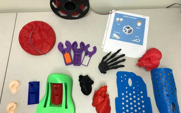 UAH Produces Medical Training Equipment Using 3D Printing