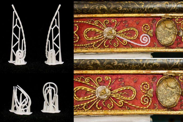 Antique Artworks Restoration