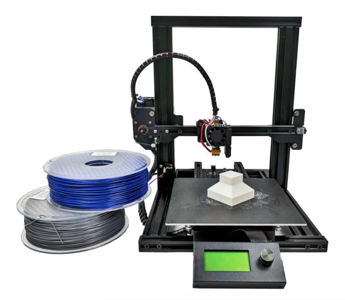 CMYK Printer M3D Crane Quad