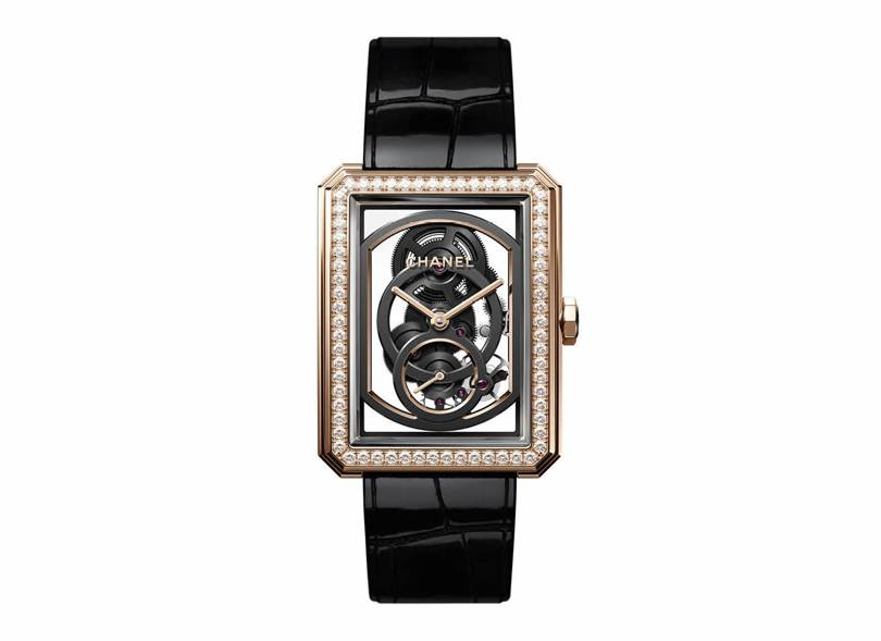 Chanel's 3D Printed Watch