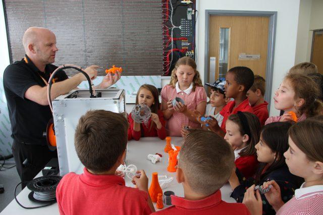 Renishaw Launches Free 3D Printer Educational Program