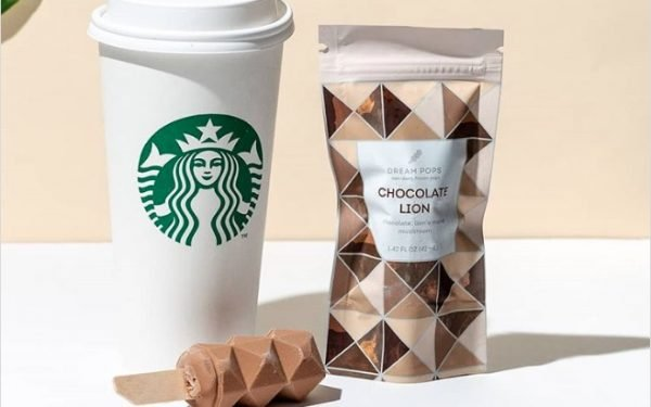 LA Starbucks Now Feature Dream Pops 3D Printed Ice Cream