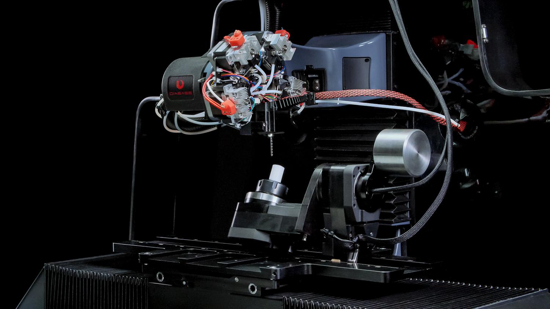 Diabase Introduces H-Series Hybrid 3D Printer-CNC Machine