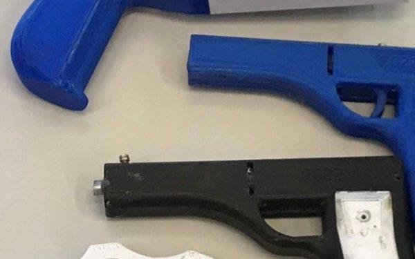 Australian Police Confiscate 3D Printed Guns During Raid