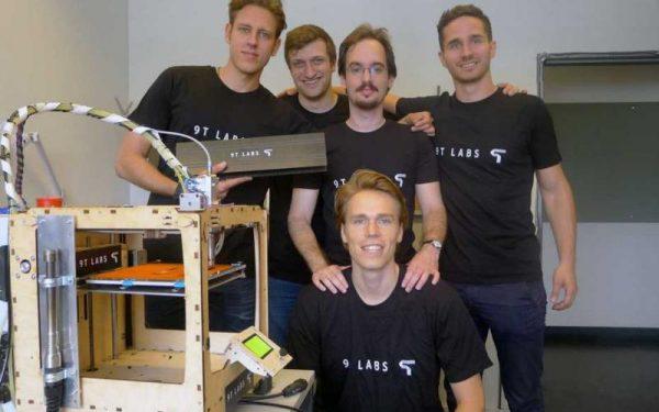 ETH Develops Carbon-Fiber Reinforced Plastic Printer