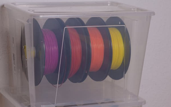 Filament Storage For 3D Printing: Your How-To Guide