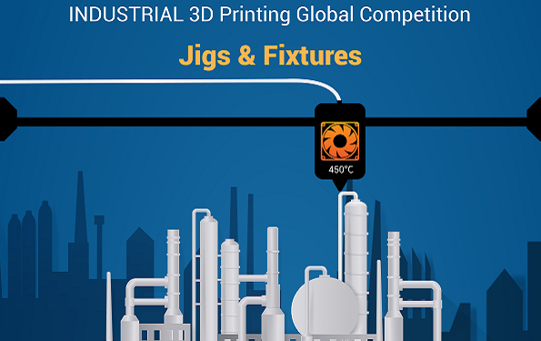 INTAMSYS Hosting Industrial 3D Printing Competition
