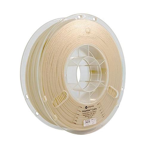 Polymaker PolyMide CoPA Nylon Filament, 1.75mm, 750g Spool, Natural