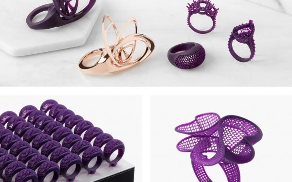 Formlabs Unveils Castable Wax Resin For Jewelry