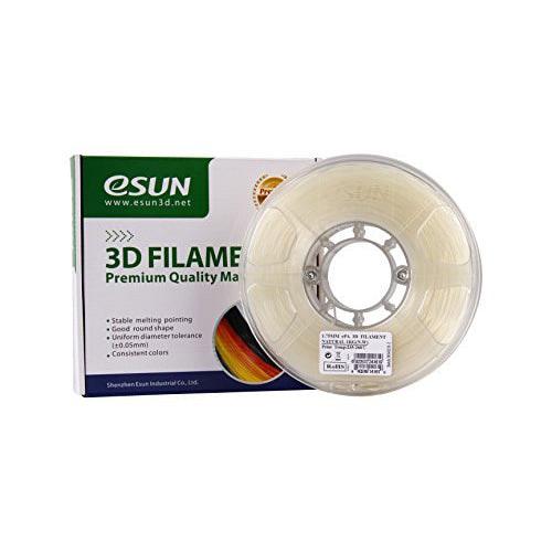 eSUN ePA Nylon Filament, 1.75mm, 1.0kg Spool, Natural
