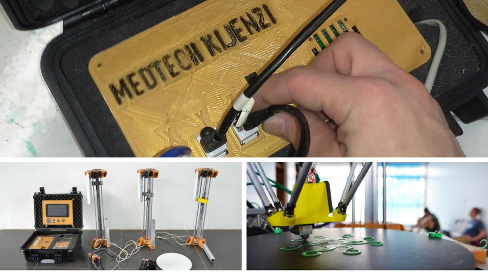 Healthcare Project 3D Printing Kenya Kiljenza
