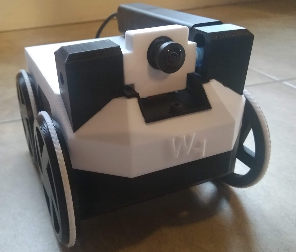 Watney Fully 3D printed rover