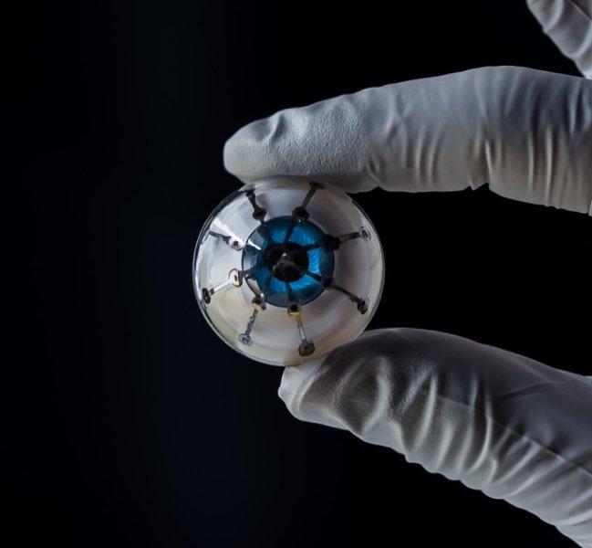Minnesota Researchers 3D Print Bionic Eye Prototype