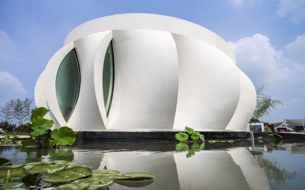 WashU Builds Lotus House Sustainable 3D Printed Residence