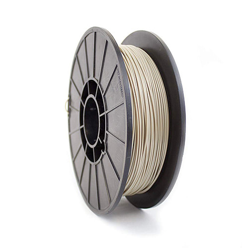Essentium PEEK Filament, 1.75mm, 2.0kg Spool, Natural