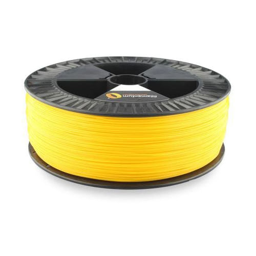 Fillamentum ASA Filament, 1.75mm, 2.5kg Spool, Yellow
