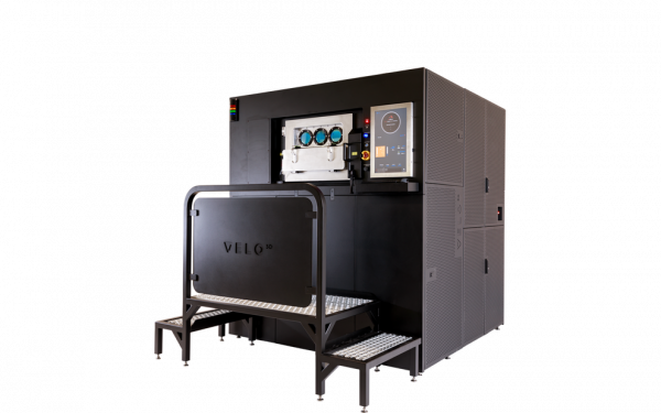 Velo3D Launches Sapphire System Metal Printer