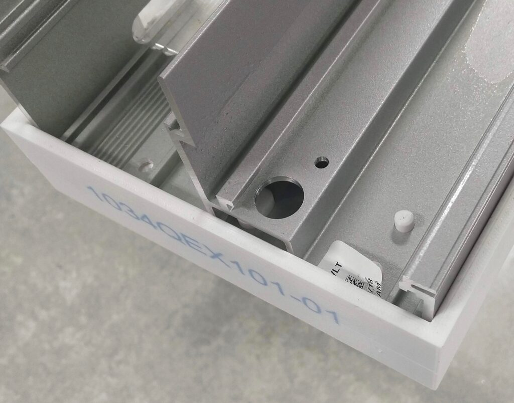 NHF Using Rize One 3D Printer For Custom Facade Fixtures