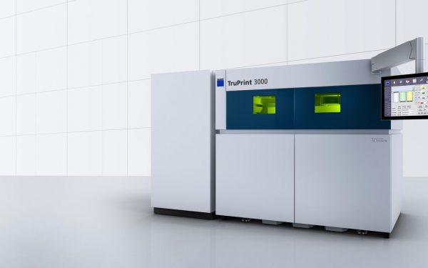 Trumpf Unveiling TruPrint 3000 3D Printer at TCT