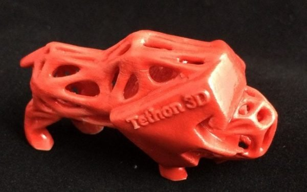 Tethon Developing Ceramic and Metal DLP 3D Printer