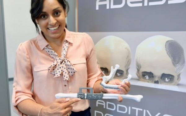 ADEISS Developing 3D Printed Procedures For Jaw Surgery