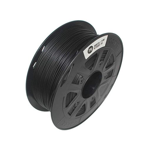 CCTREE TPU Filament, 1.75mm, 1.0kg Spool, Black