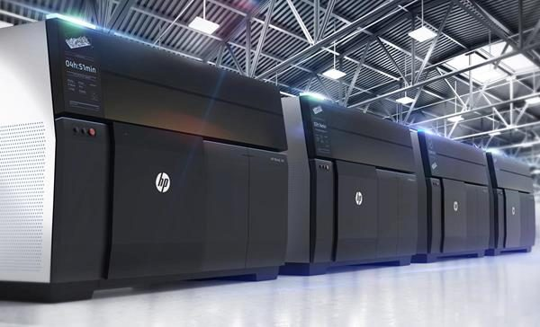 HP Unveils Metal Jet 3D Printing at IMTS