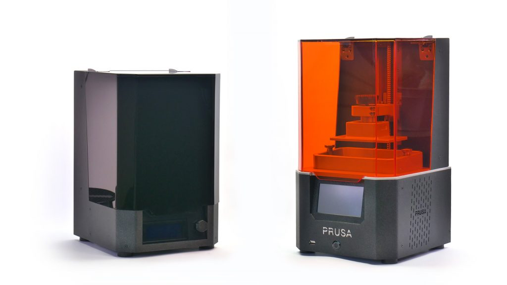 Prusa Releases SL1 Open Source Resin Printer