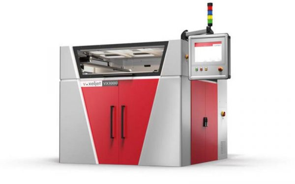 Voxeljet Adds New Materials to HSS Printing Portfolio