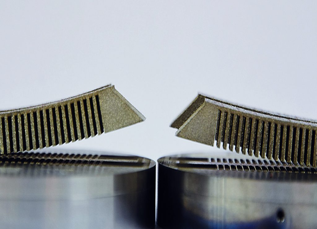 Fraunhofer Develop Low-Distortion LPBF Metal Printing