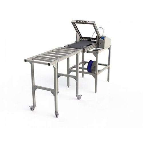 BLACKBELT 3D stand alone + roller table