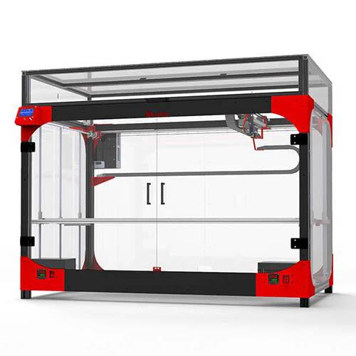 Modix X120 large format 3d printer