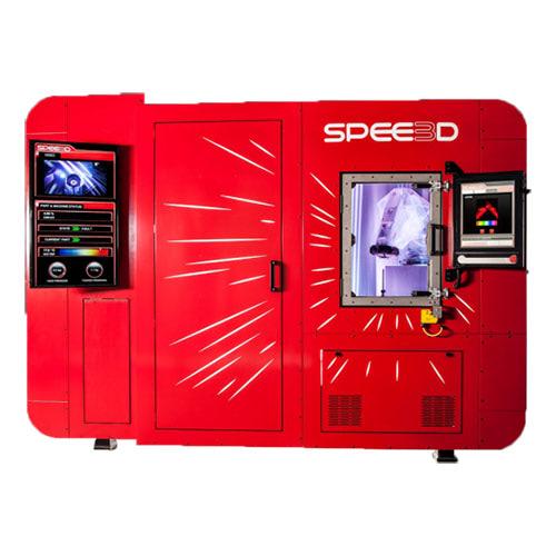 SPEE3D LightSPEE3D metal 3d printer