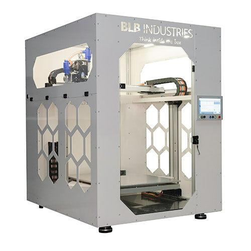 blb industries the box small fdm printer