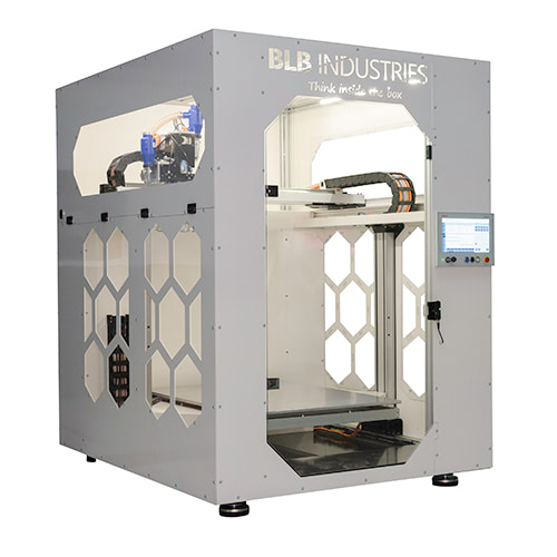 blb industries the box small fdm printer