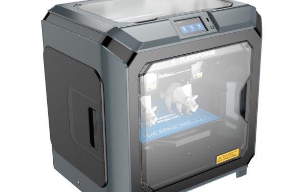FlashForge Showcased 3 New Printers at Formnext 2018
