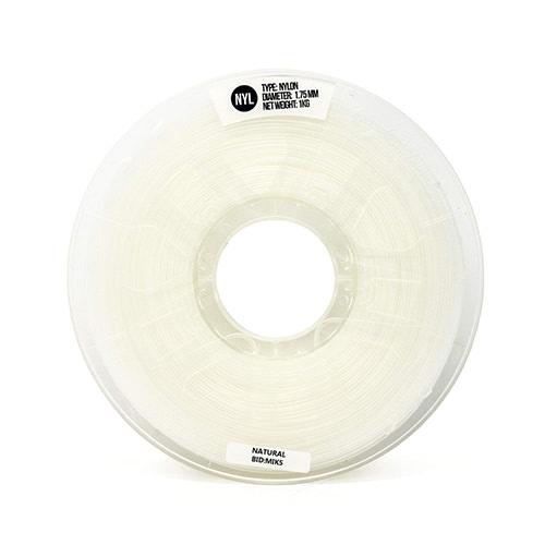 Gizmo Dorks Nylon Filament, 1.75mm, 1.0kg Spool, Natural