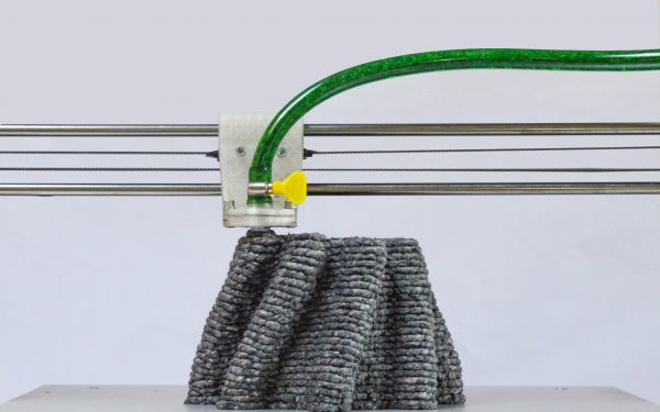 Paper Pulp Printing Provides Sustainable Material Alternative