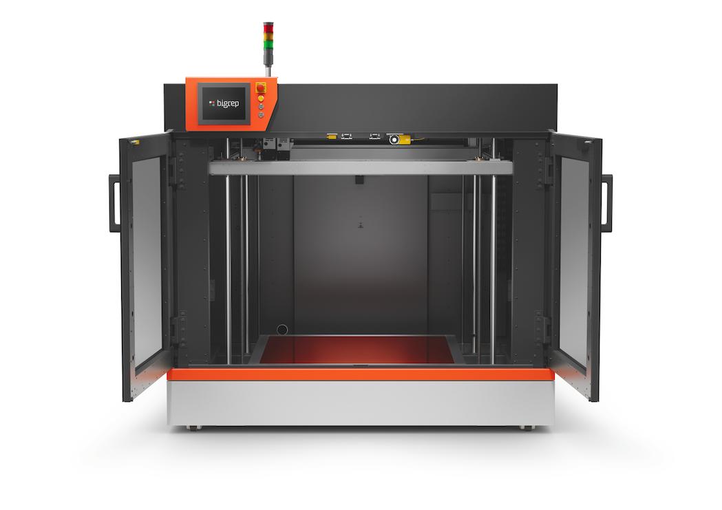 BigRep Unveils New MXT Technology Industrial Printers