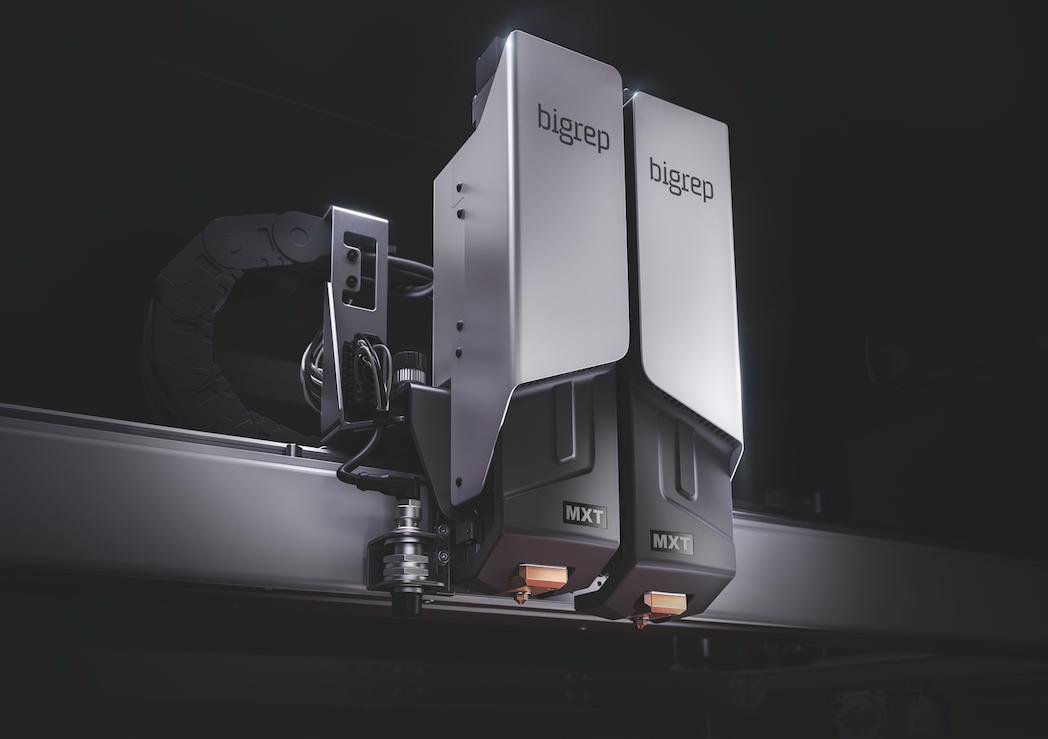 BigRep Unveils Two New Industrial 3D Printers with MXT Technology