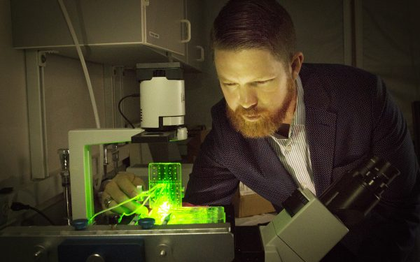 Bioprinting Ligaments With Patient's Own Cells Now Possible