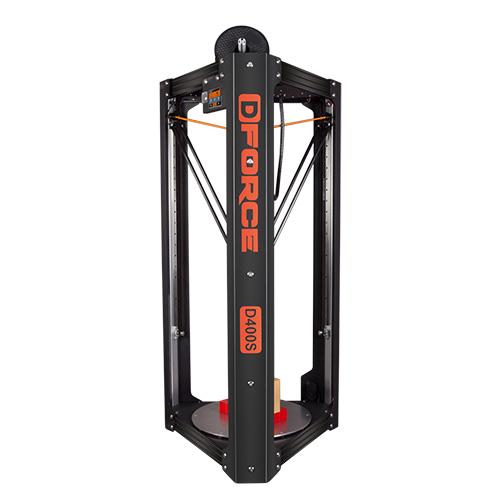 triangelab dforce 400s delta 3d printer